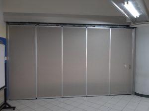 pintu partisi lipat surabaya