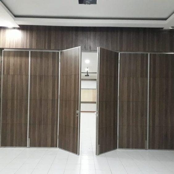 pintu lipat type nice partition